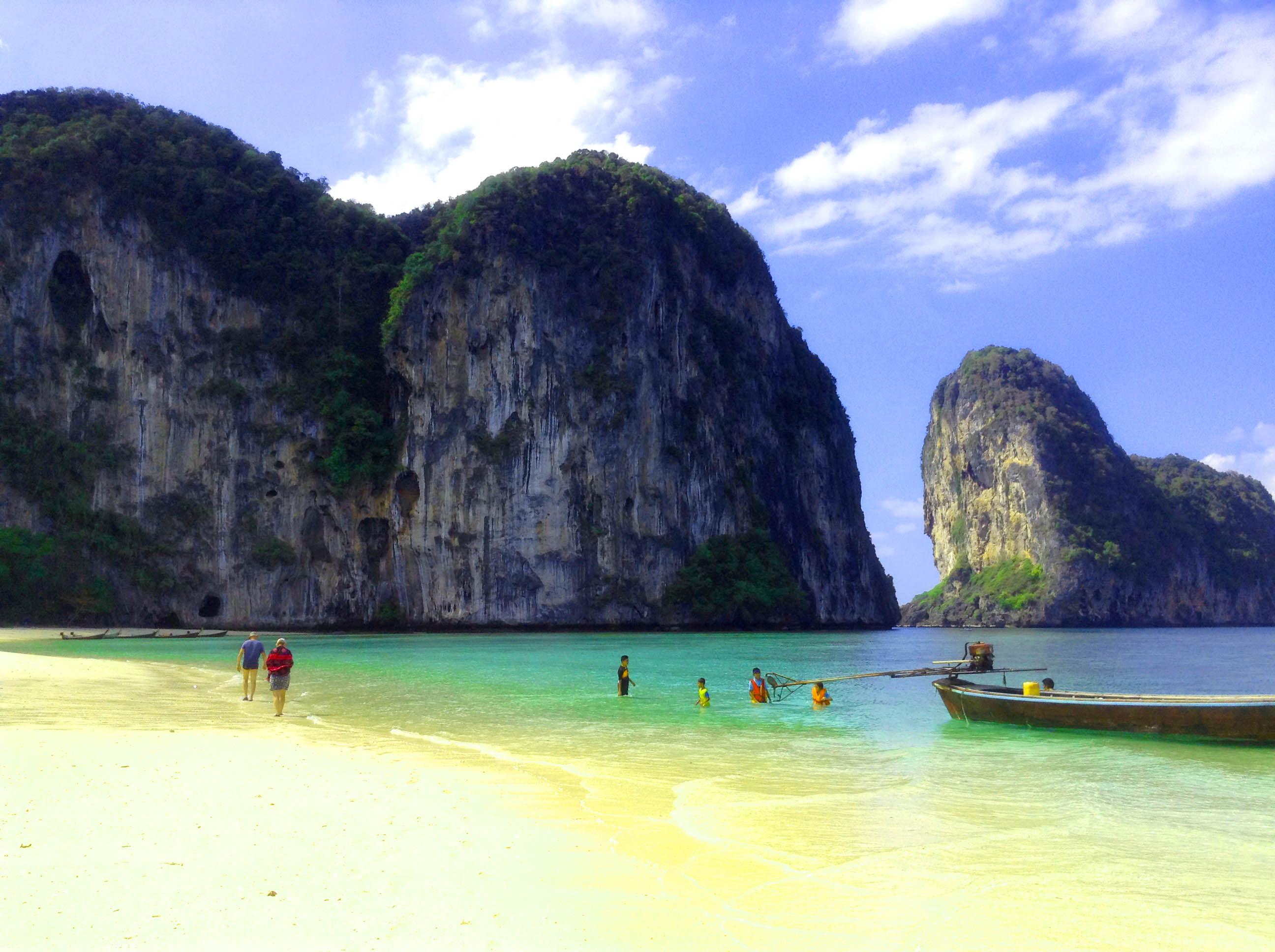 ทัวร์เกาะเหลาเหลียง 1 วัน