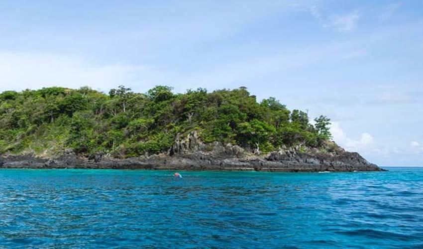 เกาะฮูเส็น